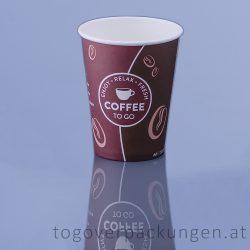 """Pappbecher """"Cafe light"""" 340 ml"""
