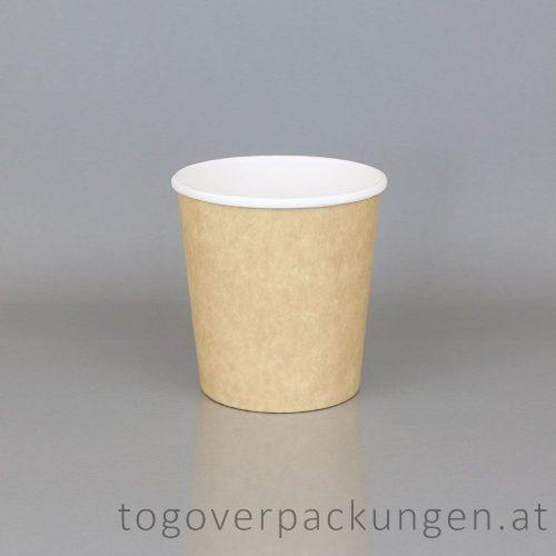 Eisbecher 300 ml braun /50 Stück (stg)
