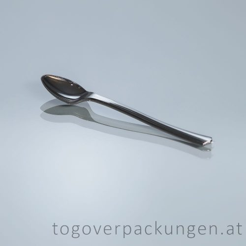 Dessertlöffel, prämie, metalleffekt /40 Stück