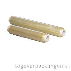 Frischhaltefolie, PVC, 450 mm / 4 Stück