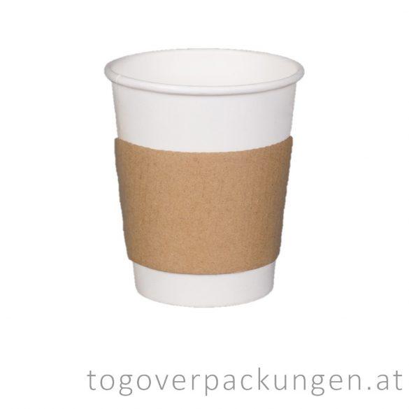 Papier-Ring für 220 ml Becher / 50 Stück