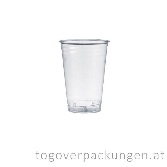 PLA Shake-Becher, 200 ml / 50 Stück