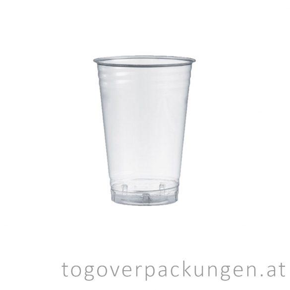 PLA Shake-Becher, 300 ml / 50 Stück