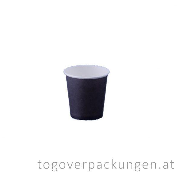 "Pappbecher ""Black"", 220 ml /50 Stück"