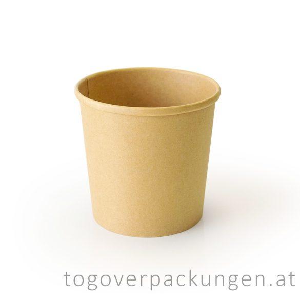 """""""Soup-To-Go"""" Suppenbecher 450 ml, Full-Kraft / 25 Stück"""