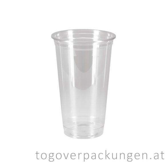 Shake-Becher, 500 ml, PET / 50 Stück