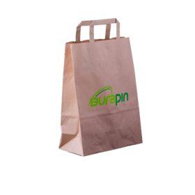 Papiertragetaschen, Einschlagpapier