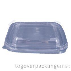 Deckel für Verpackungsbox - quadratisch, 90 x 90 mm / 50 Stück