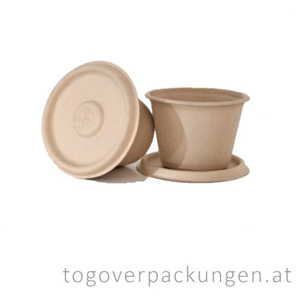 """Deckel für Dressingbecher """"CoBio"""", 140 ml / 50 Stück"""