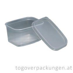 Deckel für Feinkostbecher PP / 70 Stück