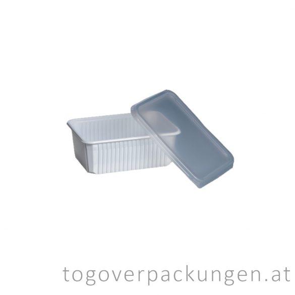 Deckel für STRONG Verpackungsbox - eckig, PP / 50 Stück