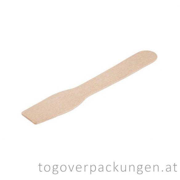Eislöffel aus Holz, 96 mm / 100 Stück