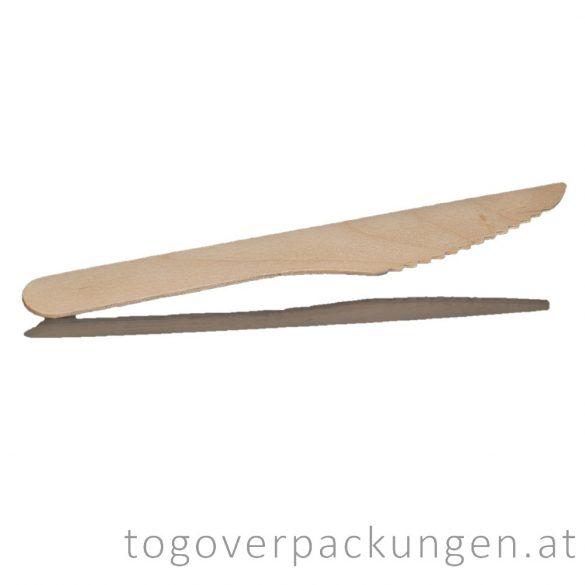 Holz-Messer, 16,5 cm / 100 Stück