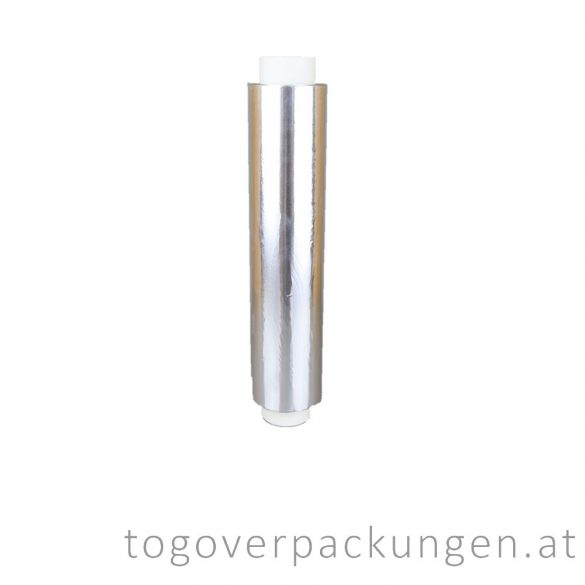Alufolie, 300 mm / 150 m / 4 Rolle
