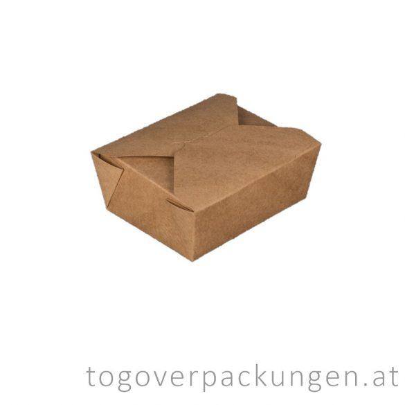 Food Box - Premium - 750 ml / 26 oz / 50 Stück