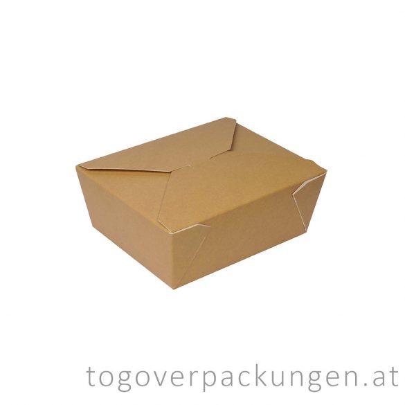 "Food Box - Premium - ""BERLIN"", 750 ml / 26 oz / 50 Stück"