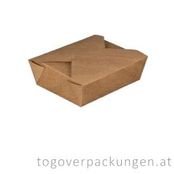 Food Box - Premium - 1000 ml / 34 oz / 50 Stück