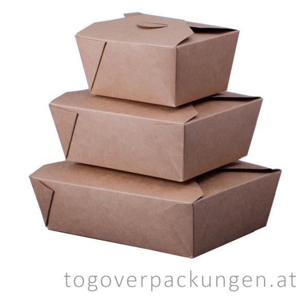 Food Box - Premium - 1200 ml / 40 oz / 50 Stück