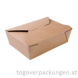 Food Box - Premium - 1320 ml / 45 oz / 50 Stück