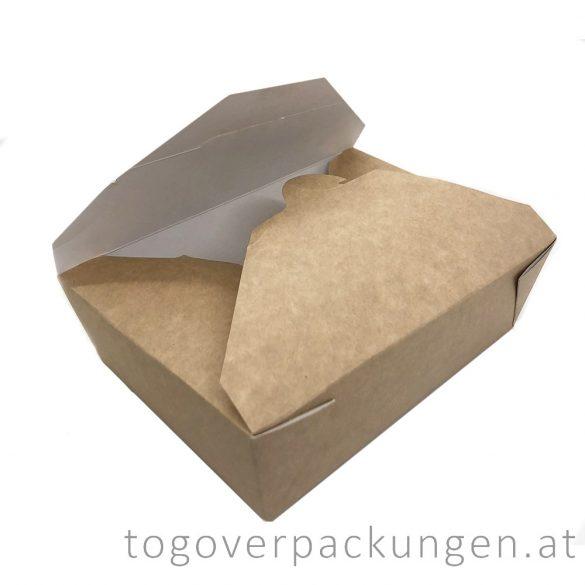 "Food Box - Premium - '""OSLO"" 1950 ml / 66 oz / 50 Stück"
