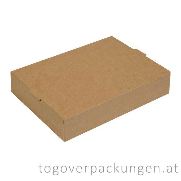 """Grill Box - OSLO """"XXL"""" - Kraft, 3800 ml / 200 Stück"""