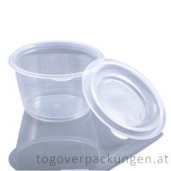 Suppenschalen-Deckel für 500 ml, 750 ml / 50 Stück