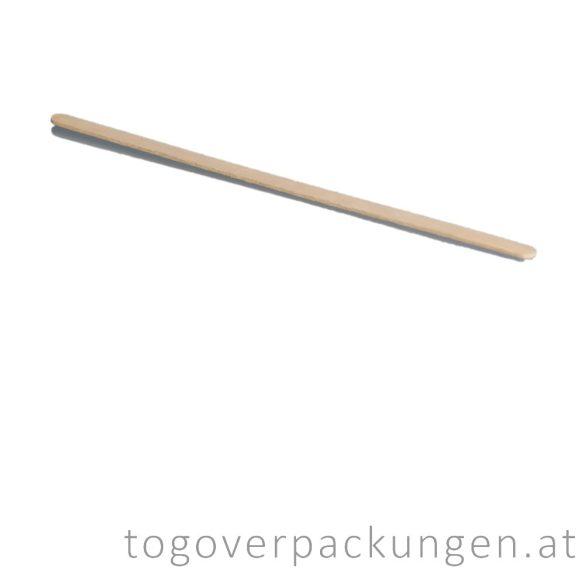 Holz-Kaffeestäbchen, 140 mm / 1000 Stück