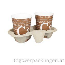 Getränkehalter für 2 Gläser / 480 Stück