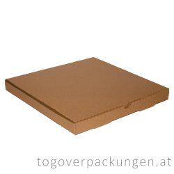 Pizzakarton, 260 x 260 x 30 mm  / 100 Stück