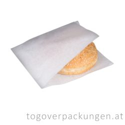 Pita- Burgertasche, 150 x 150 mm / 200 Stück