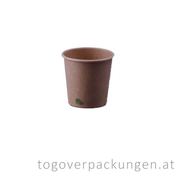 "Pappbecher ""Öko"", 100 ml / 50 Stück"