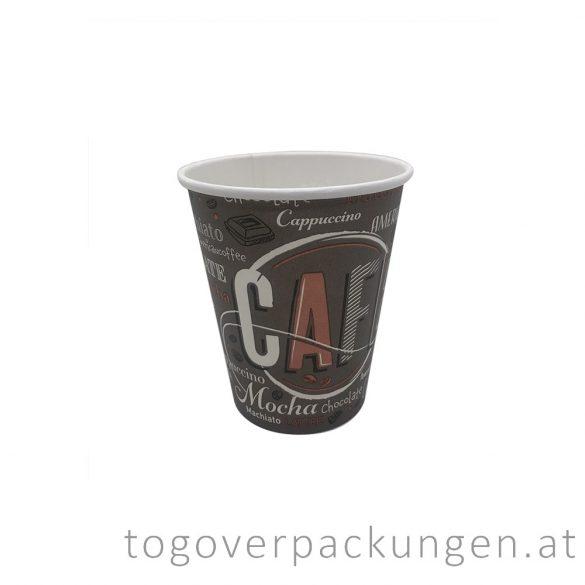 "Pappbecher ""COFFEE NEW"", 220 ml / 50 Stück"