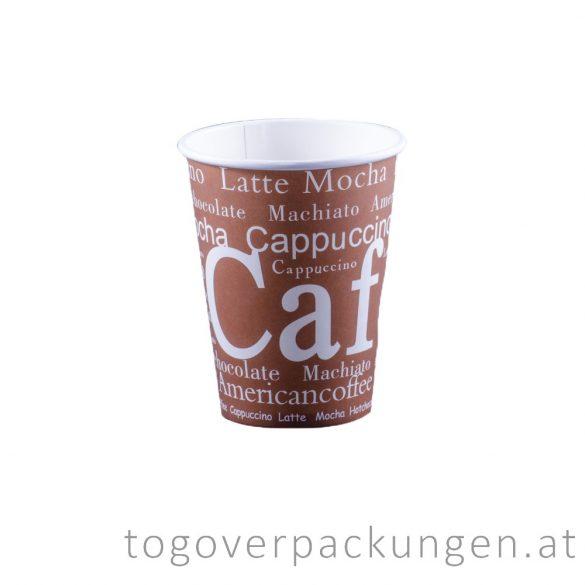 """Pappbecher """"Cafe"""", 340 ml / 50 Stück"""