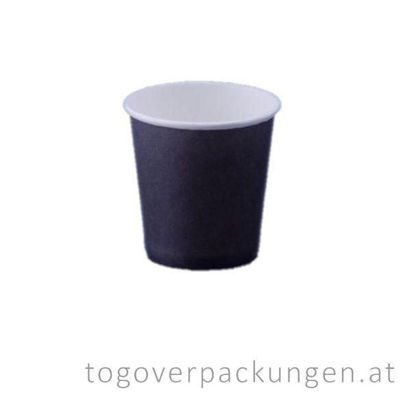 "Pappbecher ""Black"", 450 ml / 50 Stück"