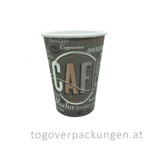 "Pappbecher ""COFFEE NEW"", 450 ml / 50 Stück"