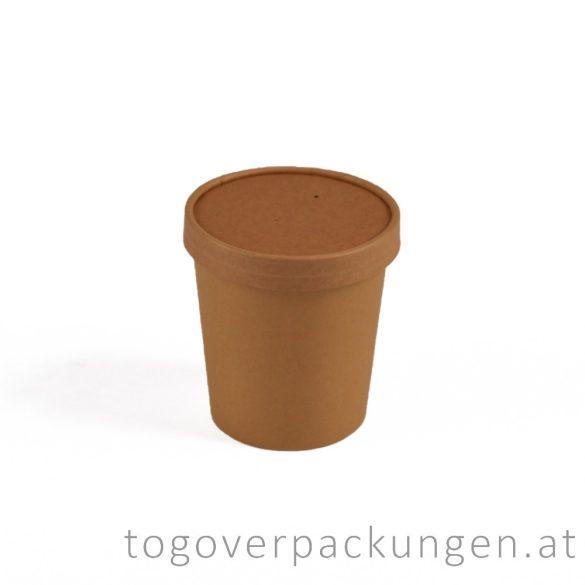"""Deckel für 300 ml  """"Soup-To-Go"""" Suppenbecher / 25 Stück"""