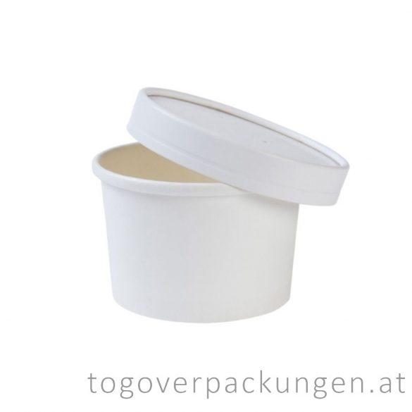 """""""Soup-To-Go"""" Suppenbecher """"MALAGA"""", 500 ml, weiß, 118 mm / 40 Stück"""