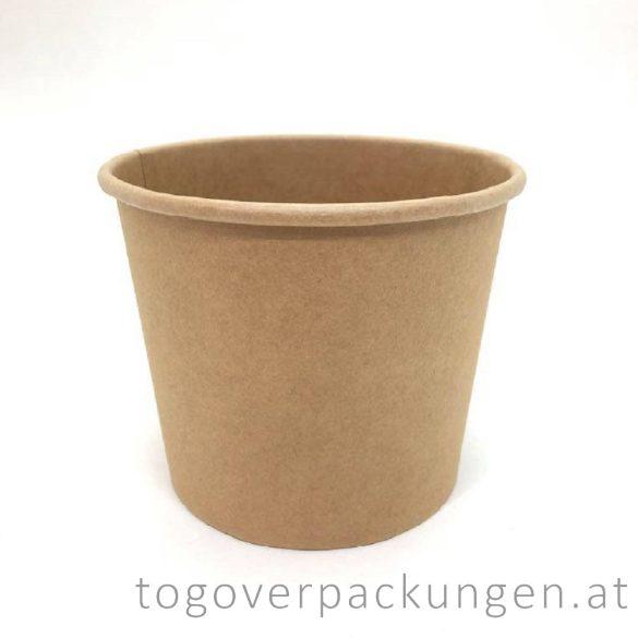 """""""Soup-To-Go"""" Suppenbecher 750 ml, Full-Kraft, 116 mm / 50 Stück"""