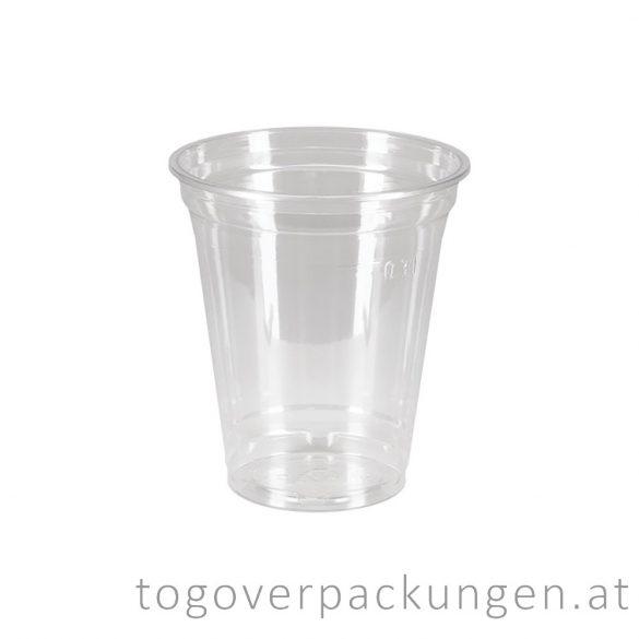 Shake-Becher, 300 ml, PET / 50 Stück