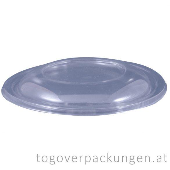 Deckel für 750 - 1000 ml Salatschale, rund, transparent / 75 Stück