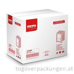 Servietten - gefalten für Spender, 170 x 170 mm, weiß / 250 Stück