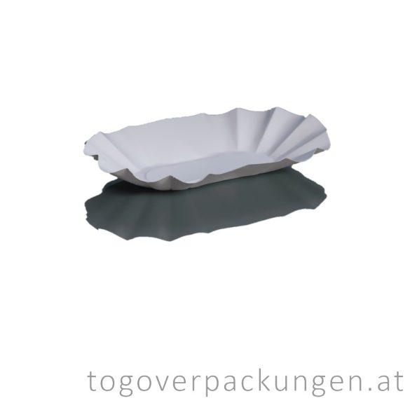 Pommesschalen - klein, für ca. 100 g / 500 Stück