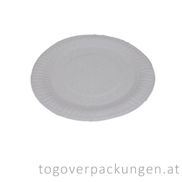 """Pappschalen - rund, 230 mm, """"Resist"""" / 100 Stück"""