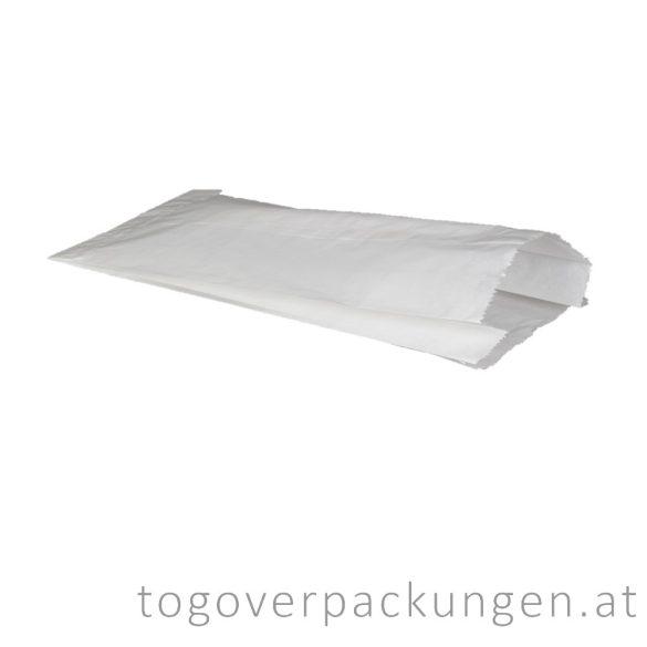 Papierbeutel, 115 x 200 mm, 0,5kg, hell / 1000 Stück