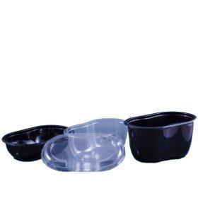 Verpackungsbox - oval
